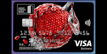 Обзор дебетовой карты «Космос» банка Хоум Кредит.