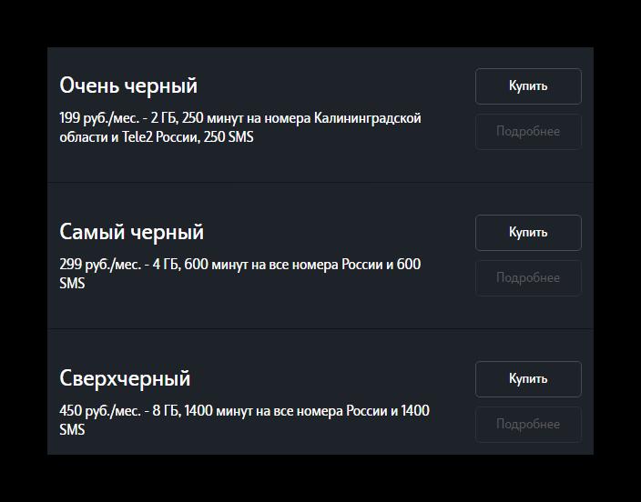 Новые тарифы Теле2. Эпик фейл.